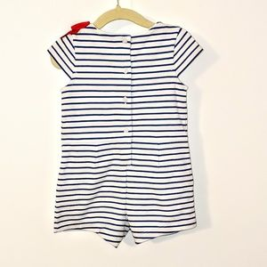 8fafd90624fe Janie and Jack Other - Janie and Jack Striped Romper